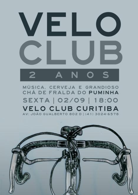 Velo Club 2 anos